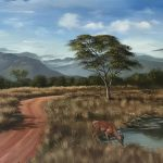 Previously sold art by Anton Liebenberg 1