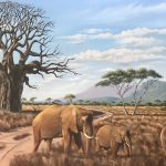 Previously sold art by Anton Liebenberg 10