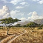 Previously sold art by Anton Liebenberg 13