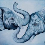 Previously sold art by Anton Liebenberg 9