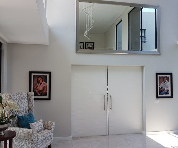 Mirror supplied and installed by JWAG